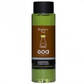 GOA Geurolie voor geurbrander Bamboe Thé 250 ml.