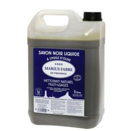 Marius Fabre - Savon Noir - Zwarte Zeep Jerrycan 5 liter.