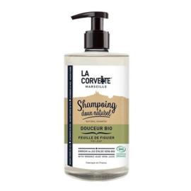 La Corvette - Biologische shampoo in de geur Vijgen 500 ml.