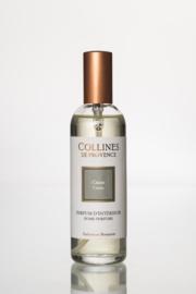 Collines de Provence Huisparfum Ceder 100 ml.