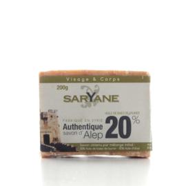 Saryane - Aleppo zeep 20% laurierolie 200 gram