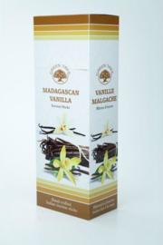 Green Tree - Madagascan Vanilla wierookstokjes 20 stuks
