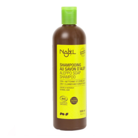 Najel - Aleppo shampoo & conditioner normaal haar bio 500 ml.