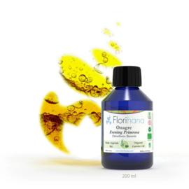 Teunisbloemolie - Plantaardige olie Oenothera Biennis, bio. Florihana 50 ml t/m 1 l