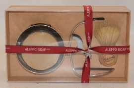 Aleppo Soap Co. - Luxe Cadeau Scheer Set
