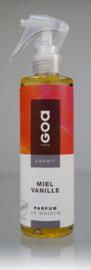 Goa Esprit Huisparfum Verstuiver - Miel Vanille 250 ml.