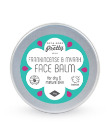 Zoya Goes Pretty - 	Face balm Frankincense & Myrrh 30 gram.