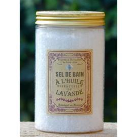 Instants de Provence - Badzout met lavendelolie