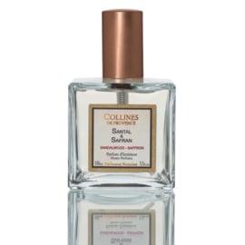 Collines de Provence - Interieur parfum Sandelhout Safraan