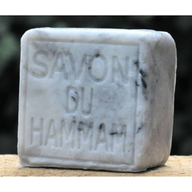 Maitre Savonitto - Blok zwarte hammam zeep 265 gram