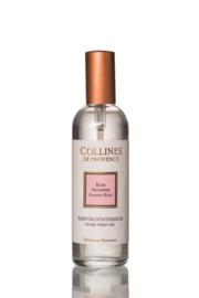 Collines de Provence Huisparfum Roos (Rose Ancienne) 100 ml.