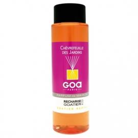 GOA Chèvrefeuille des Jardins Geurstokjes Navulling  250 ml. &  geurstokjes