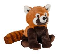 01216 Warmies warmteknuffel Rode Panda  (magnetronknuffel)