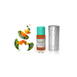 Sinaasappel olie zoet - Etherische olie Citrus Sinensis, bio. Florihana 5 of 15 gram
