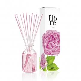 GOA Goatiers Flore Rose (roos) en geurstokjes