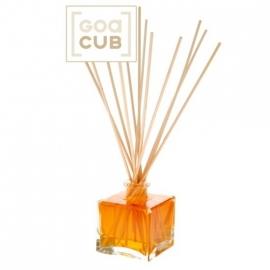 GOA Le Cub Miel Vanille 80 ml. inclusief geurstokjes