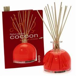 GOA Cocoon Canelle Orange 250 ml inclusief geurstokjes