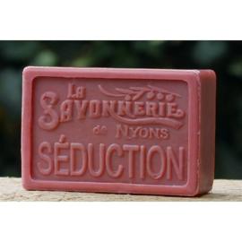 Savonnerie de Nyons - Marseillezeep Séduction (verleiding) 100 gram.
