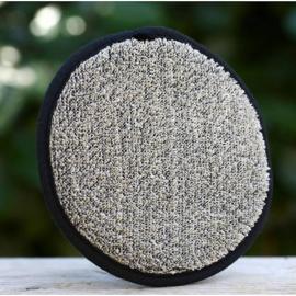 Lumière de Provence - Scrubpad grijs van ramie
