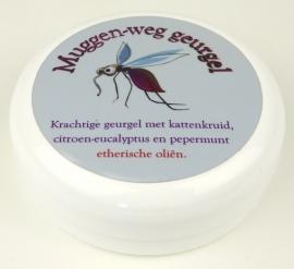 Muggen-weg geurgel