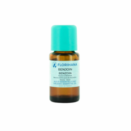 Benzoë olie - Etherische olie Styrax tonkinensis (benzoin), bio. Florihana 5 of 15 gram