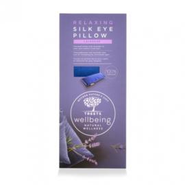 Treets - Zijde Oogmasker Kussen Lavender Relaxing