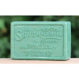 La Savonnerie de Nyons - Scrubzeep olijven 100 gram.