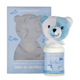 Alphanova Baby - Baby perfume for boys tom blue