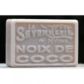 Savonnerie de Nyons - Marseillezeep Kokos 100 gram