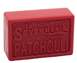 La Savonnerie de Nyons - Marseillezeep Patchouli 100 gram.