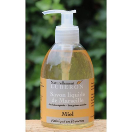 Natur Aroma - Vloeibare Marseillezeep Honing 300 ml.