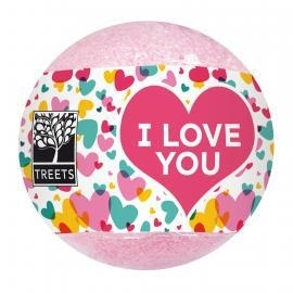 Treets  Badbruisbal - Bath Ball I Love You