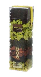 GOA Pot-Pourri geparfumeerd - Bergamote-Tonka