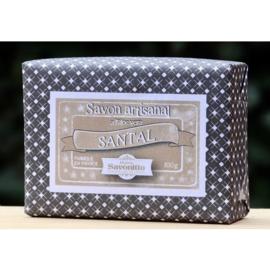 Maitre Savonitto - Zeep met aloe vera in de geur santal 100 gram.