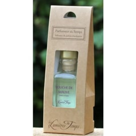 Les Lumières du Temps - Huisparfum Touche de Mauve en geurstokjes 100 ml.