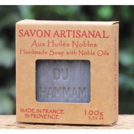 Maitre Savonitto - Kraftdoosje met hammamzeep 100 gram