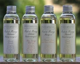 Plantes et Parfums de Provence - Natuurlijke Massage-olie Verveine 150 ml.