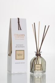 Collines de Provence - Geurstokjes Witte Thee 100 ml.