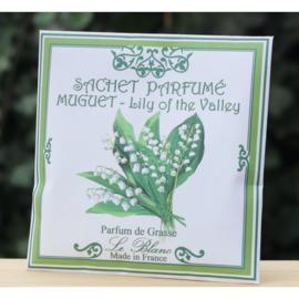 Le Blanc - Geurenvelop Lelie van dalen (Muguet)