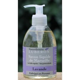 Natur Aroma - Vloeibare Marseillezeep Lavendel 300 ml.