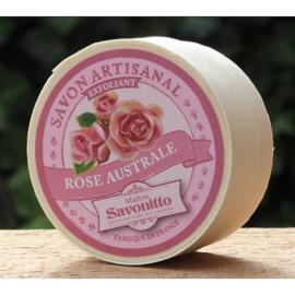 Maitre Savonitto - Zeep in houten doosje (rozen)
