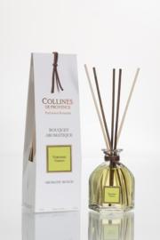Collines de Provence - Geurstokjes Verbena ( Verveine) 100 ml.