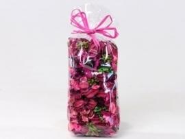 Gemengde potpourri roze 100 gram geparfumeerd