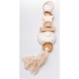 La Savonnerie de Nyons - Zeepketting schelp geur coton