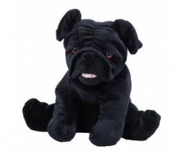 01109U  Warmies warmteknuffel Hond Mops (magnetronknuffel)