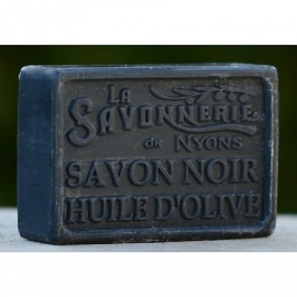 La Savonnerie de Nyons - Marseillezeep Zwarte Olijven 100 gram