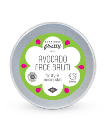 Zoya Goes Pretty - 	Face balm avocado 30 gram.