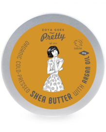 Zoya Goes Pretty - Shea Butter & Argan Oil  90 gram.
