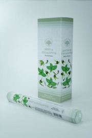 Green Tree - Wierook Mint en Eucalyptus 20 st