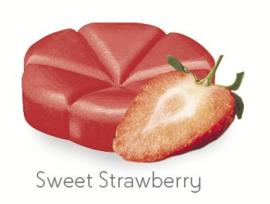Bolsius Creations - Geurchips (waxmelts) Zak Sweet Strawberry 10 stuks.